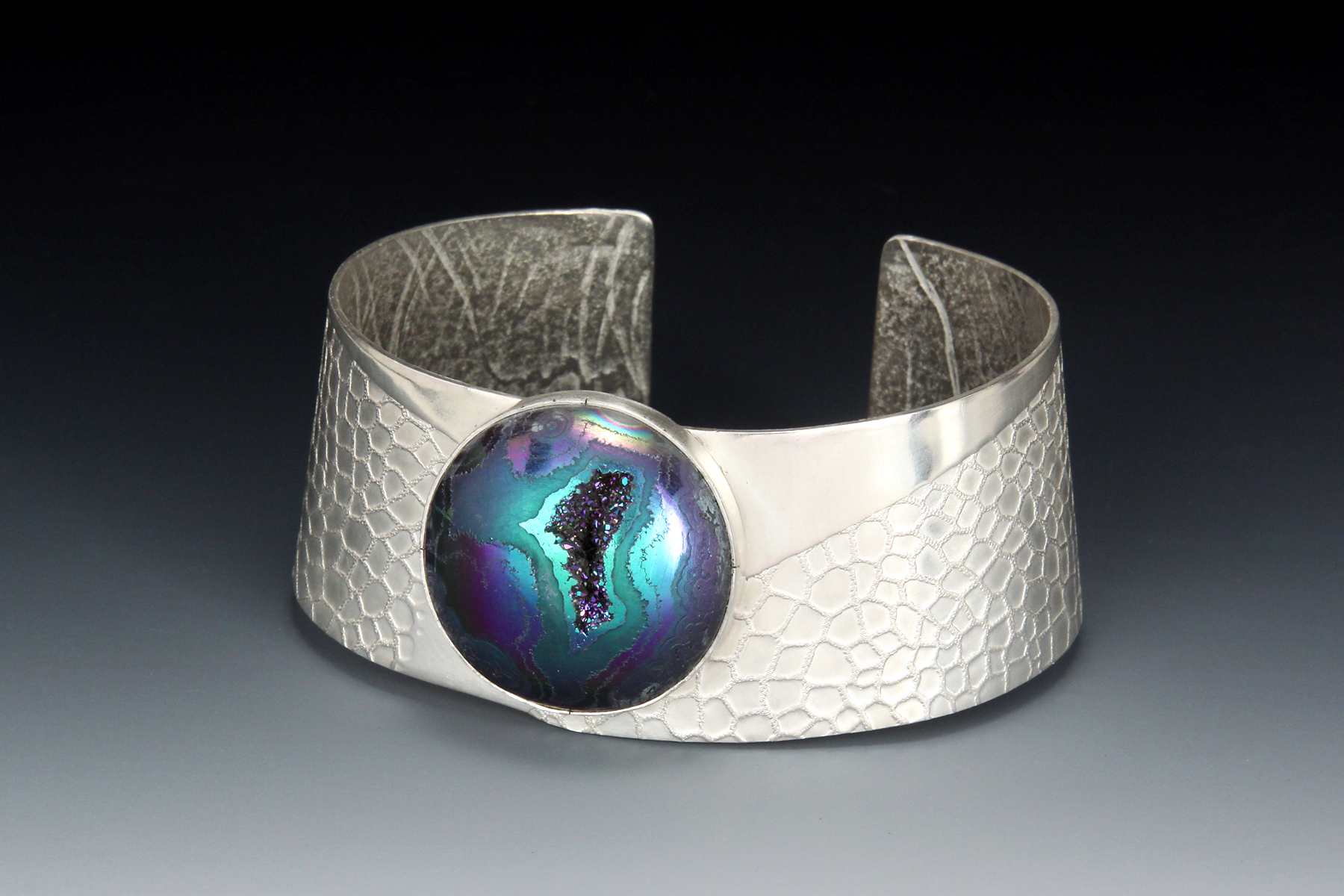Dorothy Rick's Cuff Bracelet