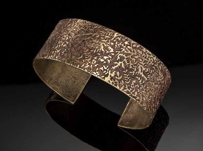 Bird Cuff - Carol Holaday