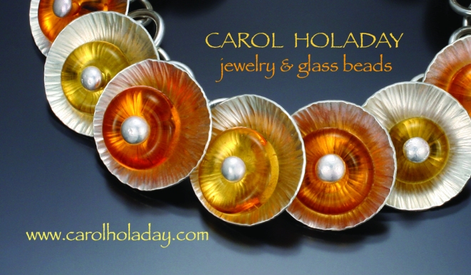 Carol Holaday - Sunflower bracelet