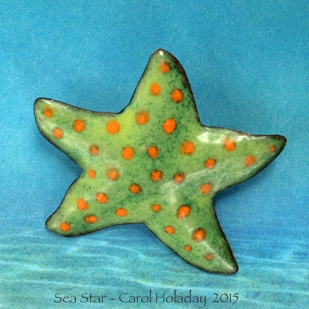 Green Sea Star