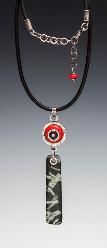 Bull's Eye, Talisman, pendant