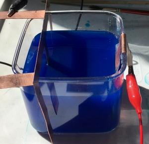 cupric nitrate etch